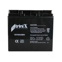 Аккумуляторная батарея Trinix, 18 Aч, 12 V