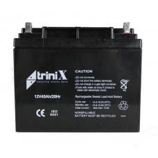 Аккумуляторная батарея Trinix, 45 Aч, 12 V