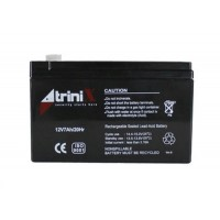 Аккумуляторная батарея Trinix, 7 Aч, 12 V