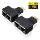 Удлинитель HDMI по витой паре на 30 м